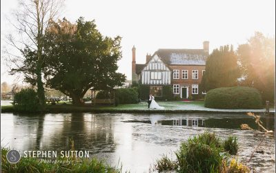 The Moat House   Winter Wedding