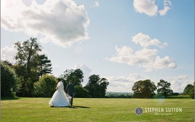 SANDON HALL |WEDDING
