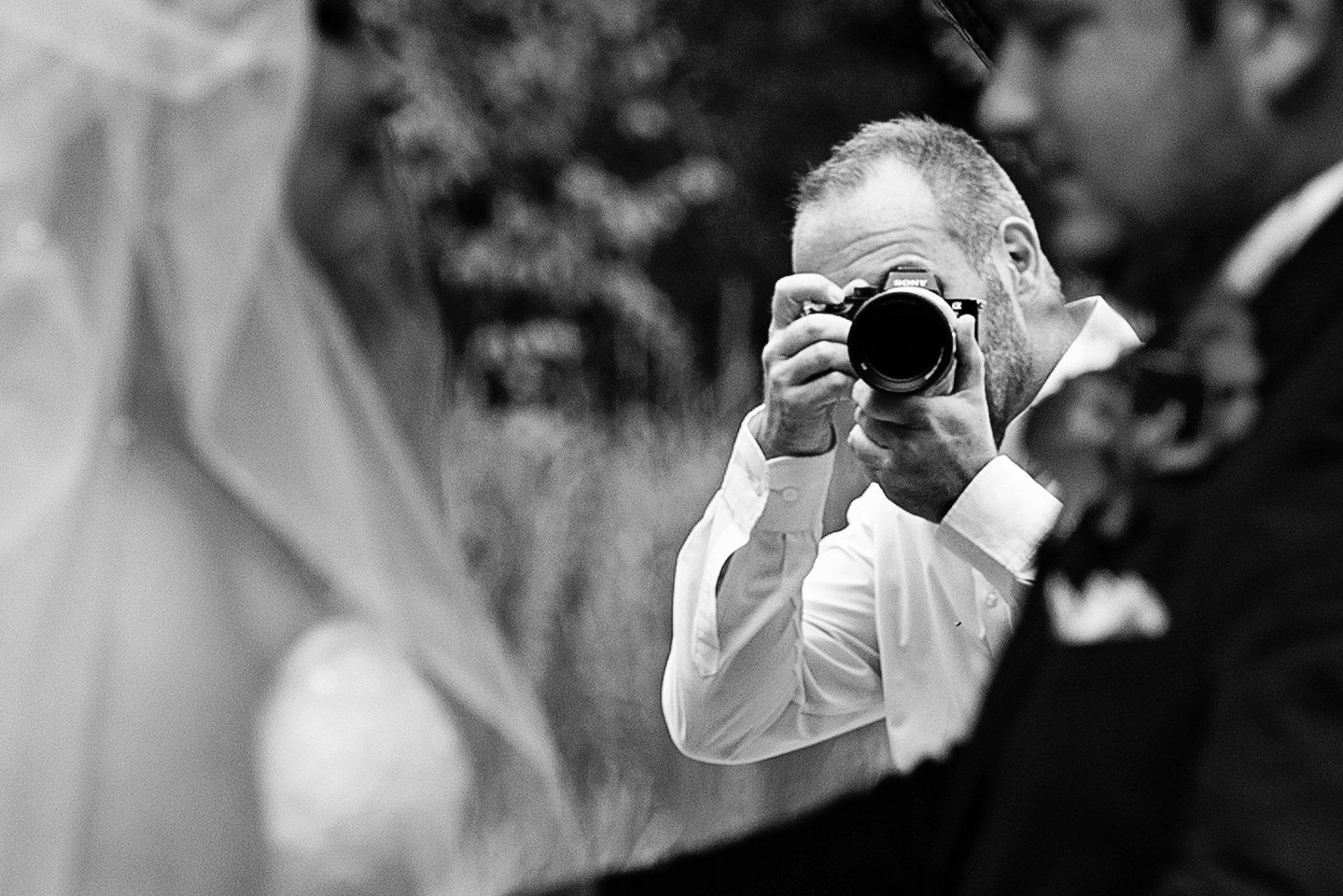 wedding photographer staffordshire