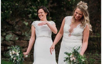 Heath House Wedding  Jessica & Rebecca