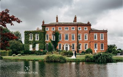 Delbury Hall Wedding | Ian & Sam