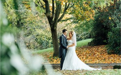 Moddershall Oaks Autumn Weddings | Laura & James