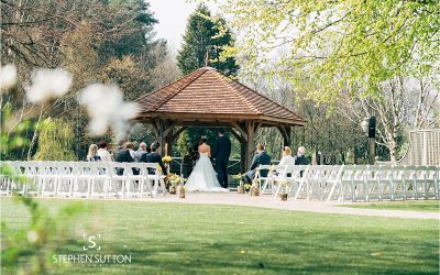 Modershall Oaks Lakeside wedding