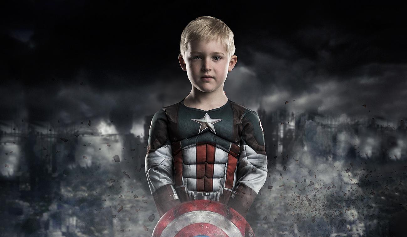 Super Hero experience